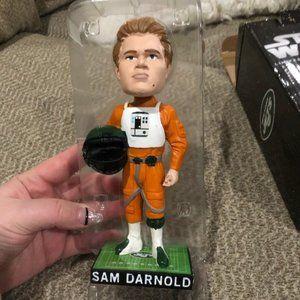 Sam Darnold Star Wars Bobblehead